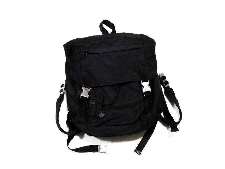 68ffa04abc3030 coupon for prada. vintage prada vela small backpack dda7a 6e408