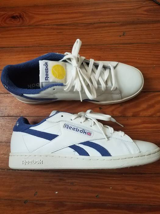 2dbe277a07f2 Reebok Deadstock Reebok NPC Tennis Ball Pack Size 10 - Low-Top ...