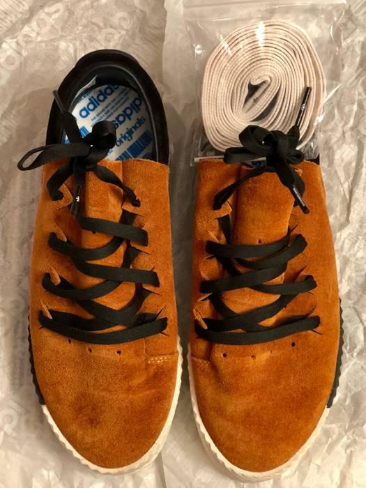 newest collection 29ac8 0ddf7 Adidas Alexander Wang Skate Sand Size US 7  EU 40