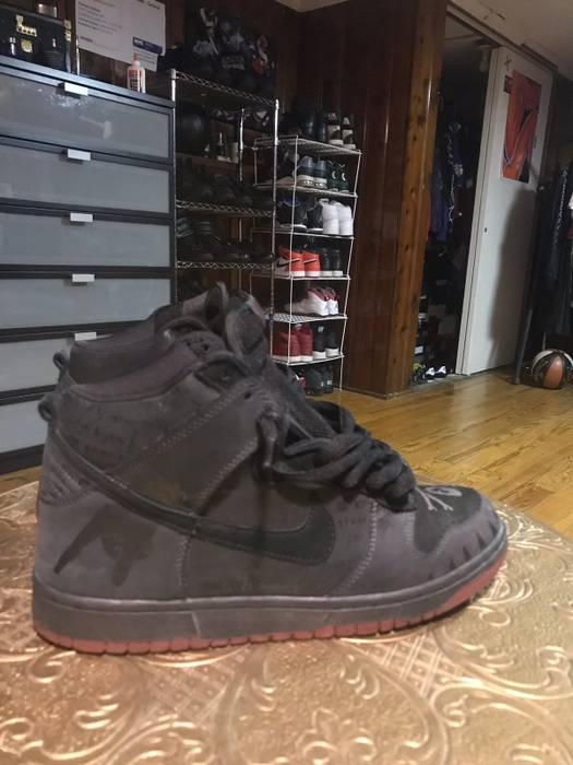 sports shoes 40712 d26b3 Nike. Melvin Sb Dunk Hi