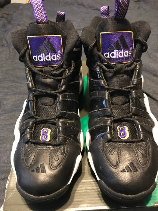 277fdd5ac4b ... detailed pictures c322f 7e763 Adidas Adidas Crazy 8 KB8 Kobe Bryant  Lakers Colorway Size US 11.5