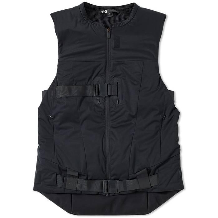 2e10e9abb31 Y-3  final drop  Y-3 SPORT Backpack Vest -Yohji Yamamoto Size m ...