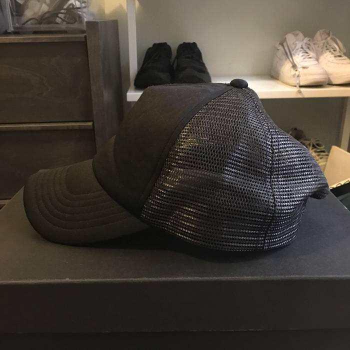 63b1db37a4d Raf Simons Consumed Trucker Hat Size one size - Hats for Sale - Grailed