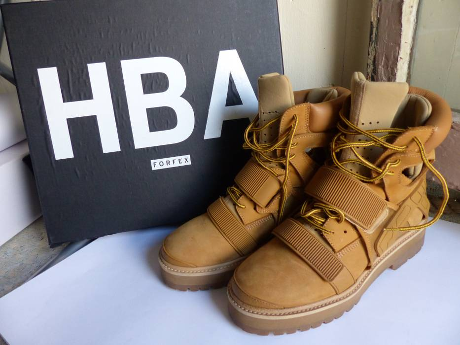 Hood By Air Hba Avalanche Boots Sz 40 Size 75 Boots For Sale