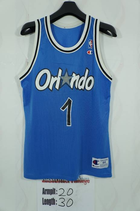 6540591a czech online for sale bbd43 53c6e vintage vintage penny hardway 1 orlando  magic champion jersey made