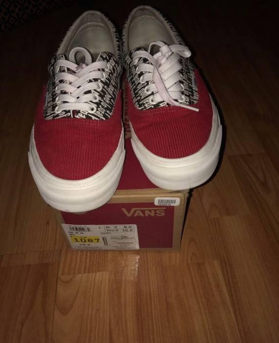 449a58d74dc Vans Fear Of God X Vans Corduroy Size 9 - Low-Top Sneakers for Sale ...