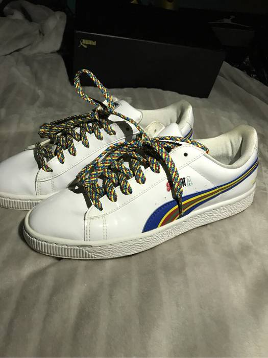 Puma Dee   Ricky Pumas Size 8 - Low-Top Sneakers for Sale - Grailed 642477c67