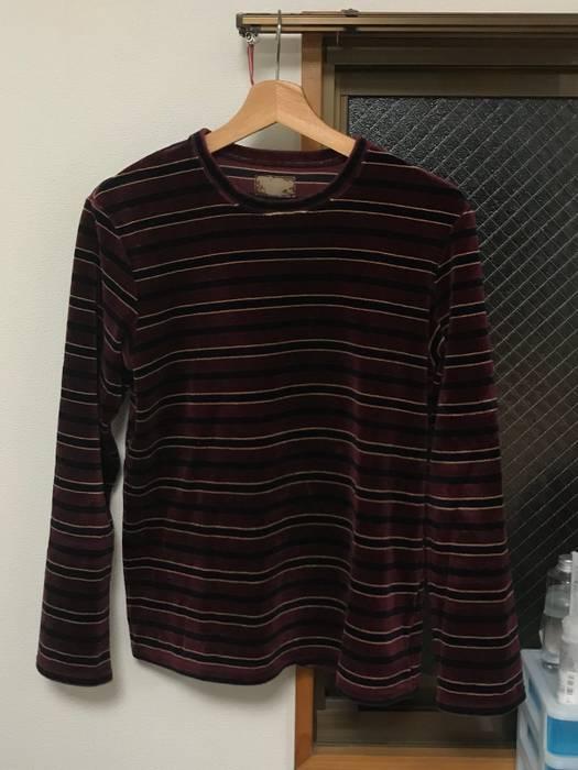 Beauty Beast Striped Velvet Sweater Size S Sweaters Knitwear For