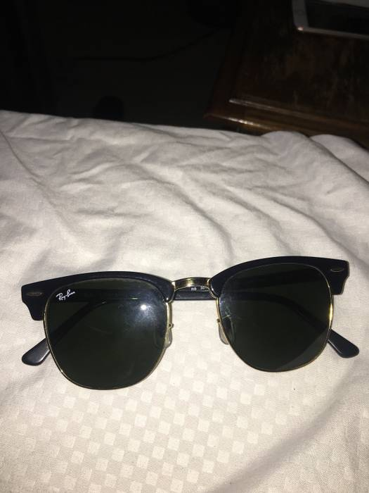 ef2e1a0180 RayBan Ray Ban ClubMaster Sunglasses Size one size - Glasses for ...