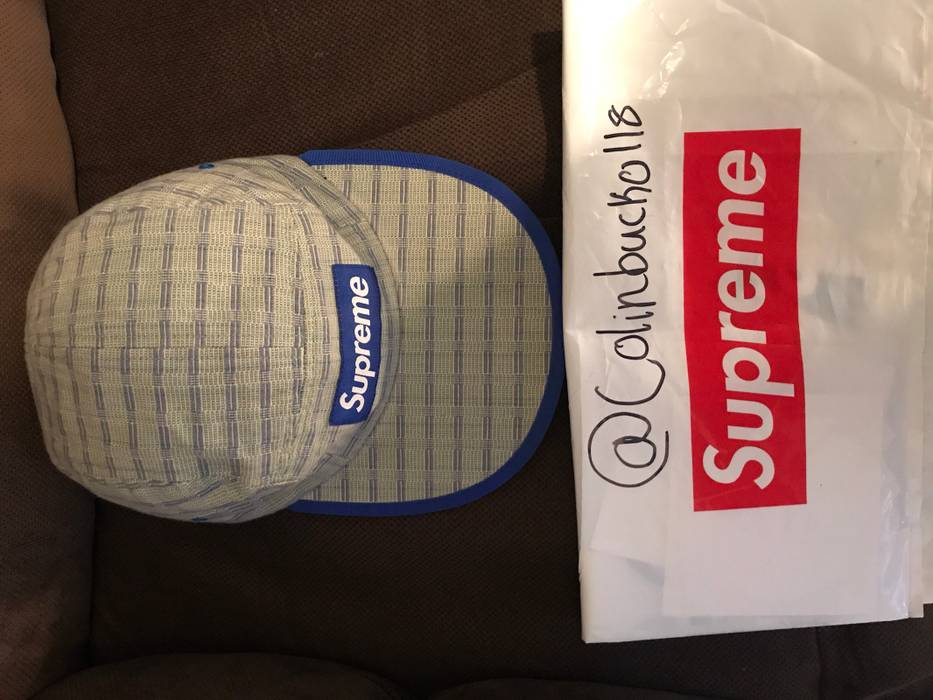 1420b1f52f7 Supreme Supreme Nepal Woven Fitted Camp Hat Size one size - Hats for ...