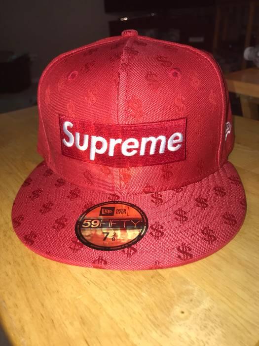 Supreme Supreme Monogram Box Logo New Era Hat Size one size - Hats ... f82eacbf2ddf