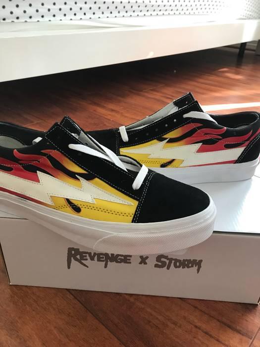 7cd0eb6e377738 Revenge X Storm Revenge X Storm Flame JAPAN EXCLUSIVE Size 10 - Low .