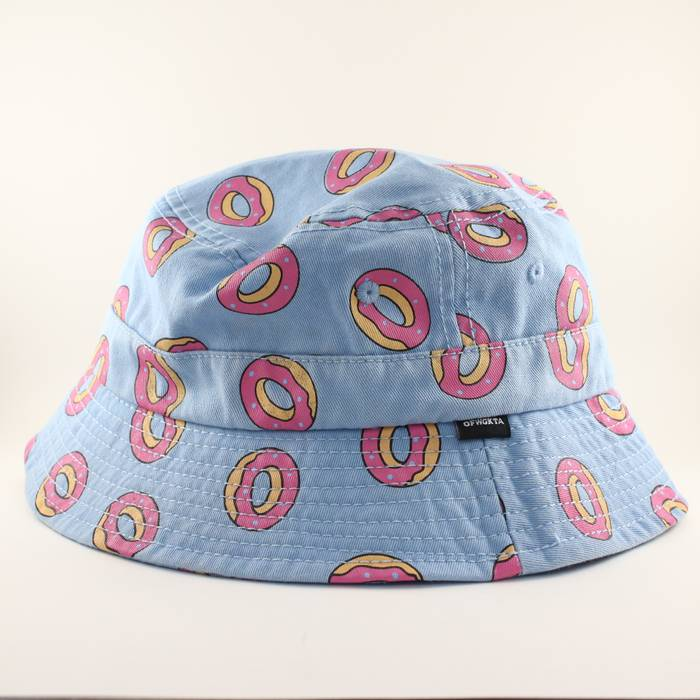 Odd Future Odd Future Donut Bucket Hat Tyler The Creator Golf Wang ... 13e805192af