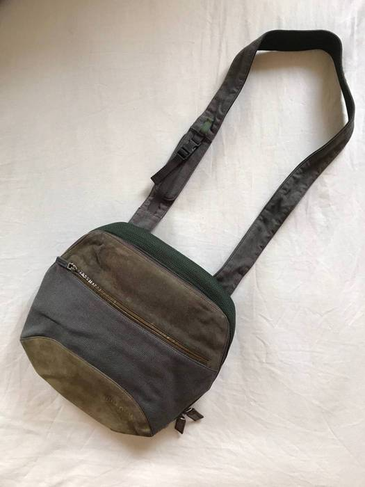 324bb8d44d Prada S S 2001 Archive Crossbody Shoulder Bag Prada Era Size ONE SIZE