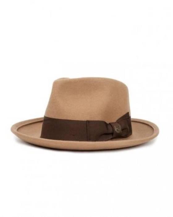 b98784fa2aa39 ... get brixton brixton swindle fedora beckham hat size 42 4f0bd e054d