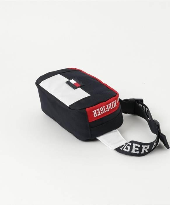 Tommy Hilfiger Rare Tommy Hilfiger Waist Bag Bum Bag Belt Bag
