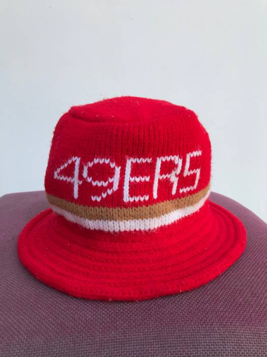 Vintage Rare!! Vintage 80s 49ers Bucket Hats Size one size - Hats ... 0cf0a054634