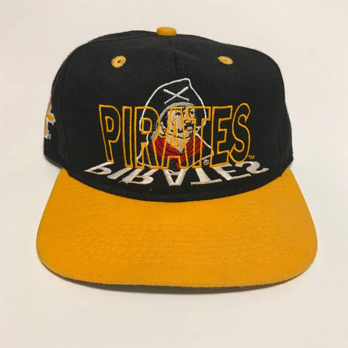 5c3bcf989 canada vintage pittsburgh pirates snapback 71d72 2253a