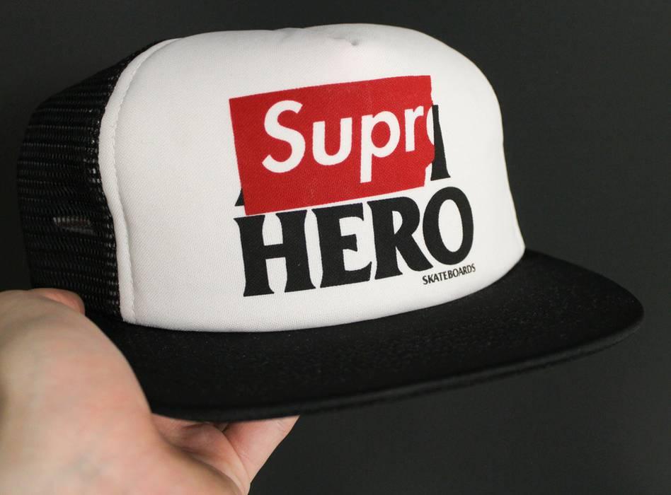 Supreme Supreme x Anti Hero Trucker Size one size - Supreme for Sale ... d6ecc9181ee