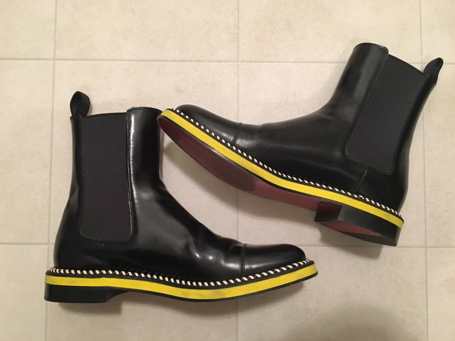 d8f466897a4f Christian Louboutin Christian Louboutin Chelsea boots Size 8 - Boots ...