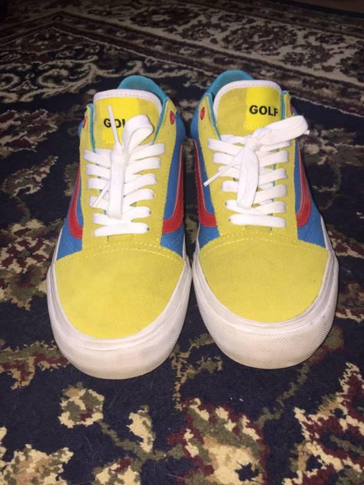 43fbf8f5924bde Vans Golfwang Vans Old Skool Size 9 - Low-Top Sneakers for Sale ...