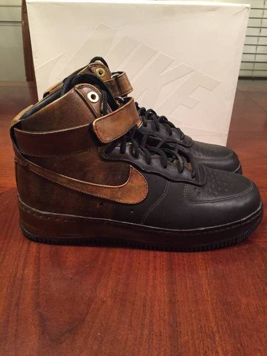 088504de0d8a Nike Pigalle x Nike Af1 Size 9 - Hi-Top Sneakers for Sale - Grailed