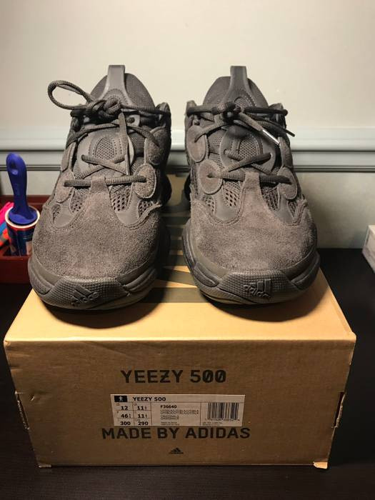 98bd490ea Kanye West Yeezy 500 Utility Black Size 12 - Low-Top Sneakers for ...