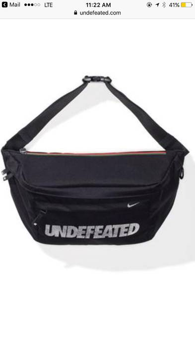 Nike Undefeated Messenger Bag Size one size - Bags   Luggage for ... 837fe158f0