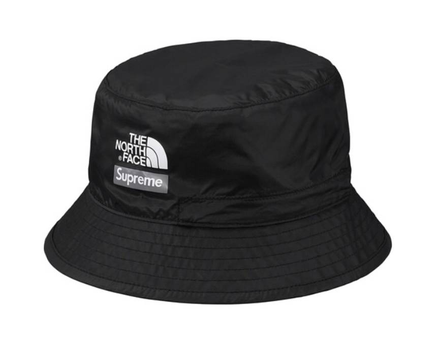 Supreme Supreme x The North Face Printed Snakeskin Packable Reversible  Crusher Bucket Hat Size ONE a3f582527034