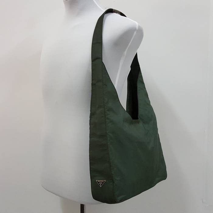 Prada Vintage Authentic Bag Made In Italy Size One