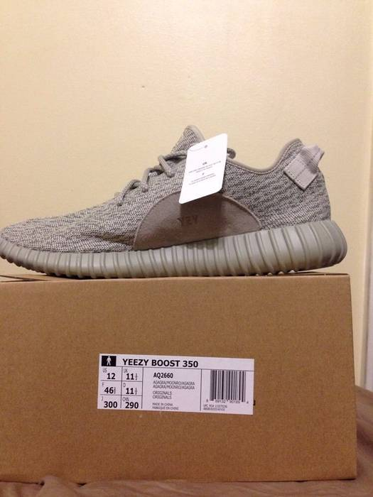 2c4b0c80b6a1 Adidas Kanye West Yeezy Boost 350 (Moonrock) Size 12 - for Sale ...