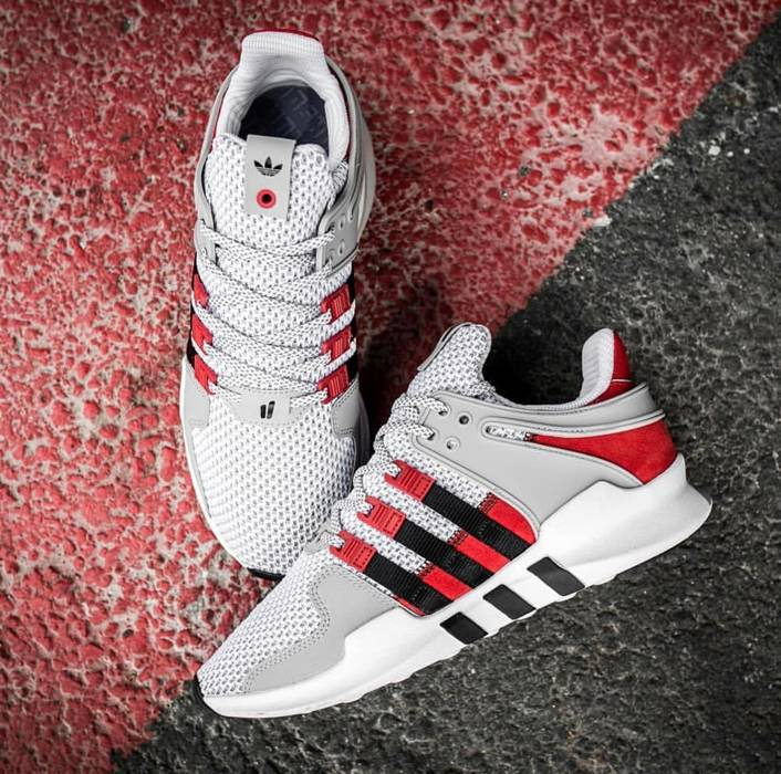 official photos 2641a f39c8 Adidas adidas x Overkill EQT Support ADV Coat of Arms Size US 7  EU 40