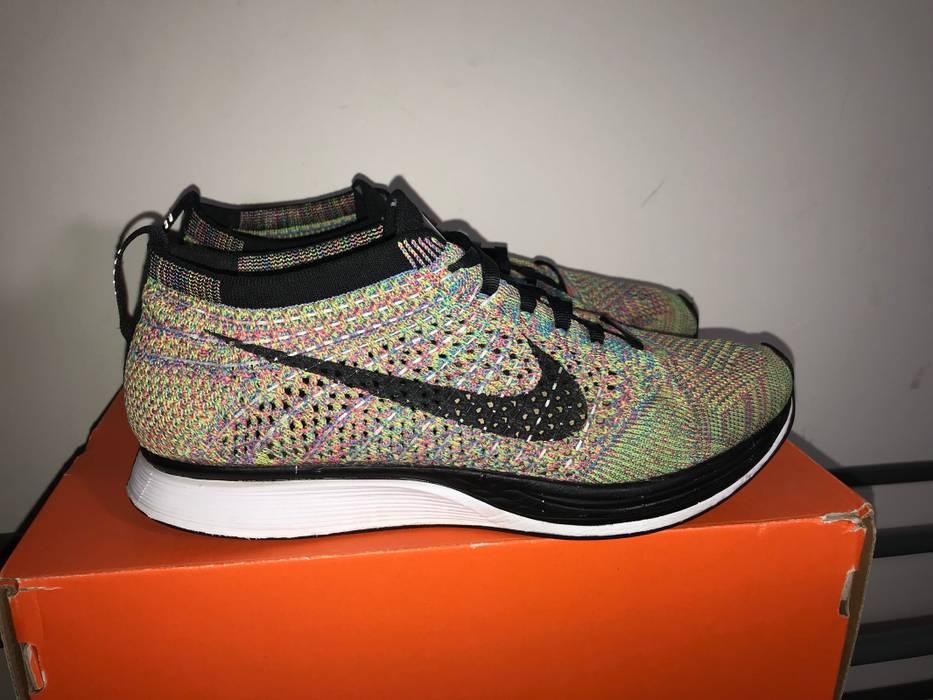 finest selection 40fde e5cc4 Nike. Nike Flyknit Racer Multicolor 2.0