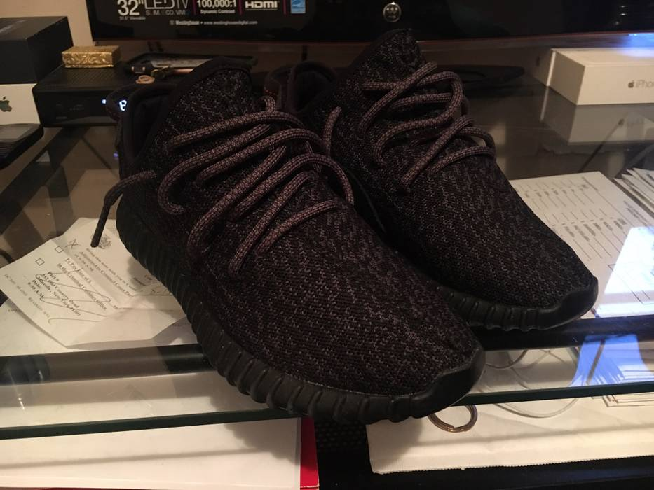6dfd60f31 Yeezy Boost Yeezy Boost 350 Pirate Black 2.0 Size 7.5 - Low-Top ...