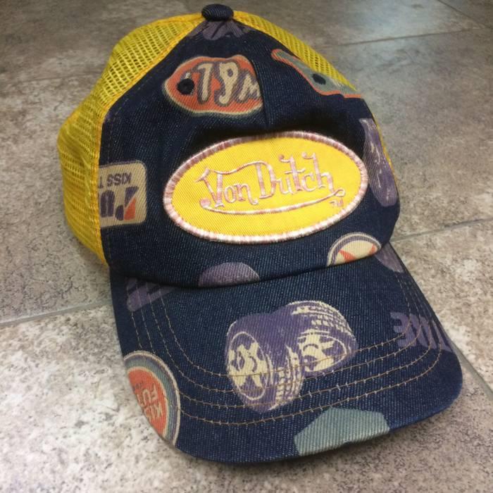 Vintage Vintage Von Dutch Trucker Hat Size one size - Hats for Sale ... d49b6135c08