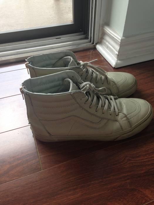 Vans Sk8 Hi Zip Agate Grey Size 10.5 - Hi-Top Sneakers for Sale ... e6ef0a9218