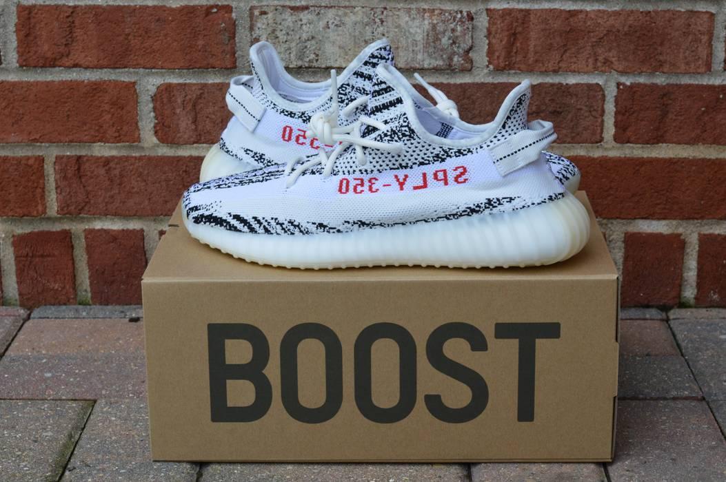Adidas Kanye West Yeezy Boost 350 v2 Zebra size 10 Size 10 - Low-Top ... b1b978090
