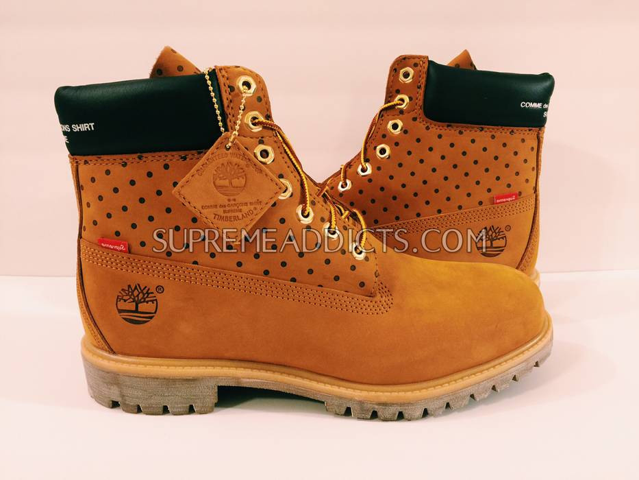 Supreme SUPREME TIMBERLAND 6-INCH BOOT Size 10 - Boots for Sale ... 9a3d7046c