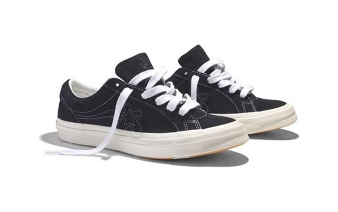 6c7ddf201833 Golf Wang Golf Le Fleur Black Mono Size 10 - Low-Top Sneakers for ...