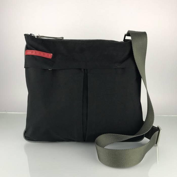 3eec76f92d55 Prada Authentic Prada Sport Polyester Crossbody Bag Size one size ...