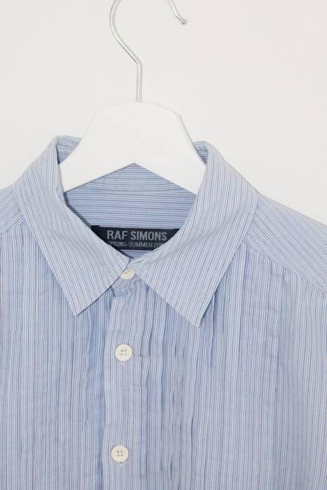 aa0280969b77 Raf Simons S S 2008 Striped Smock Shirt Size m - Shirts (Button Ups ...