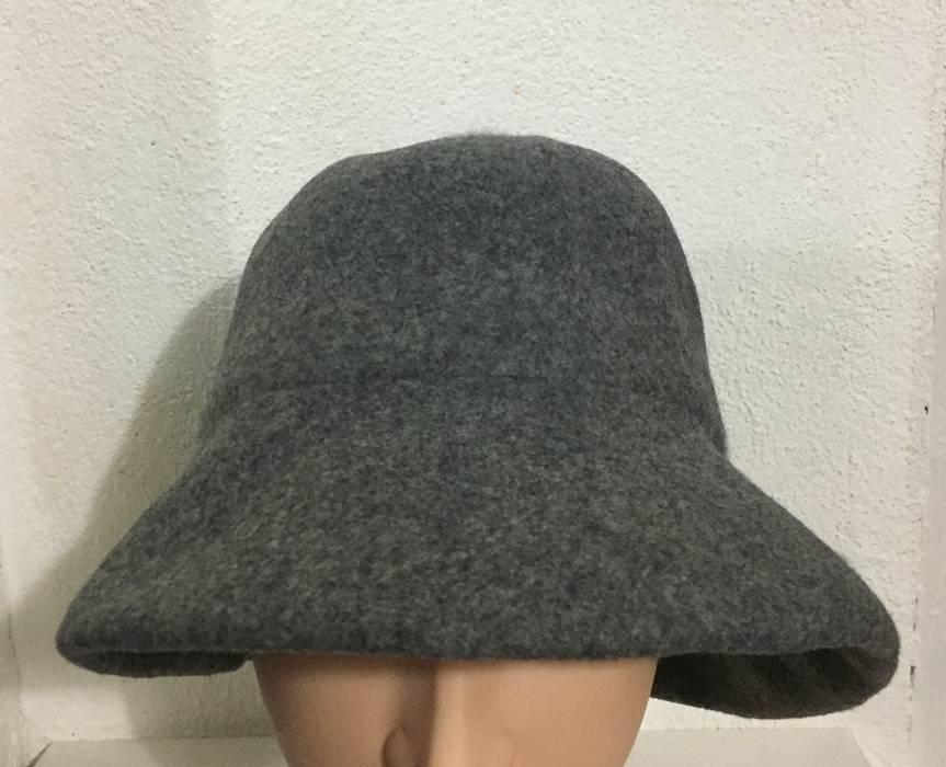 Kenzo Vintage KENZO Bucket Hat Made In Japan Gray Colour Kenzo Wool Size S  56cm Cap e41c3edeb01