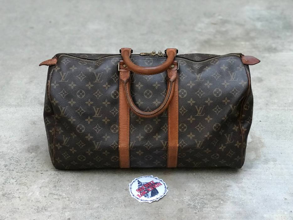 Louis Vuitton Louis Vuitton 45 Keepall Duffle Bag  1 Size one size ... 97a9d9332474c