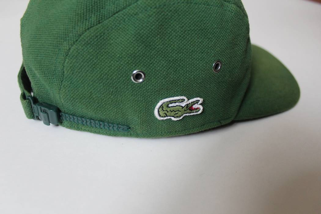 Lacoste Lacoste vintage 5 panel cap Size one size - Hats for Sale ... ba6093e23c9