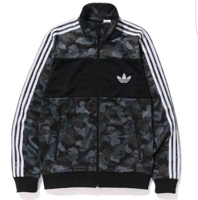 Bape Sale Jacket Firebird Xl Jerseys Size Grailed Adidas For