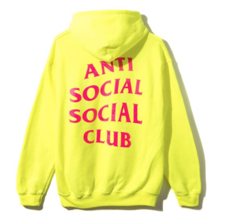 4359d8142b9e Antisocial Social Club Anti Social Social Club ASSC I Still Fell The Same  Hoodie Deadstock 100