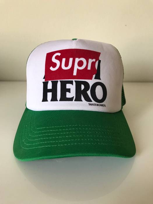 Supreme Supreme Anti Hero Trucker Hat Size one size - Hats for Sale ... 816f0e37f1c