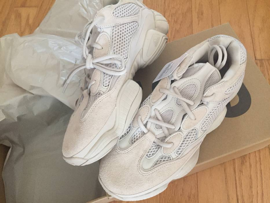 """d5557046f478e Adidas Yeezy Boost 500 """"Blush"""" Size 9 - Boots for Sale - Grailed"""