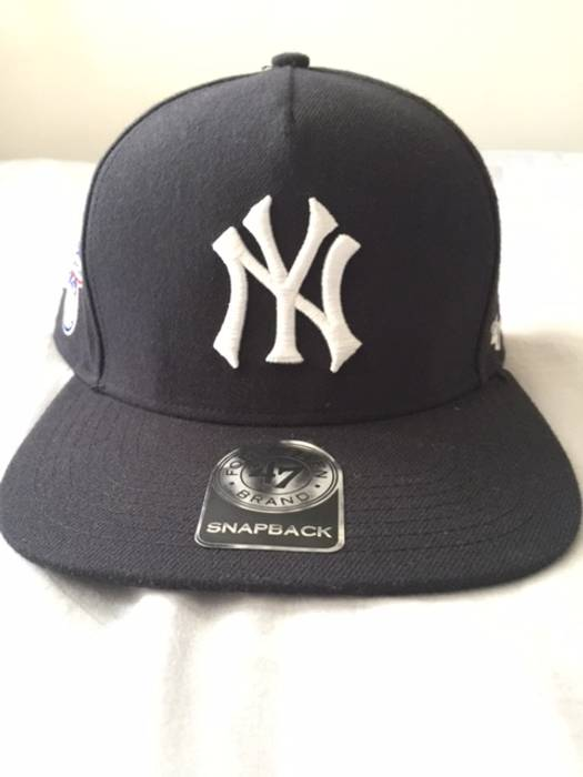 Supreme Supreme x New York Yankees Hat Size one size - Hats for Sale ... 15d8a0e5579
