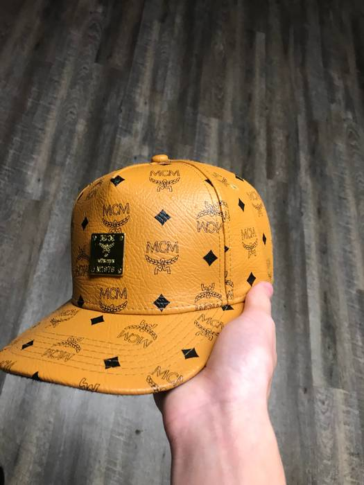 MCM MCM Hat Size one size - Hats for Sale - Grailed eac642eb8017
